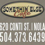 ... Somethinu0027 Else Cafe ...